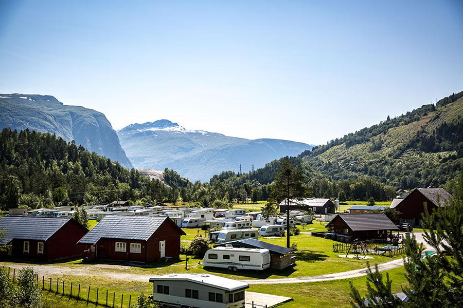 Camping Jemtegård Feriesenter
